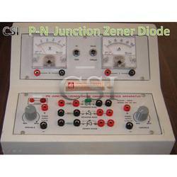PN Junction & Zener Diode Characteristics Apparatus