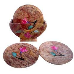 Soap Stone Coaster