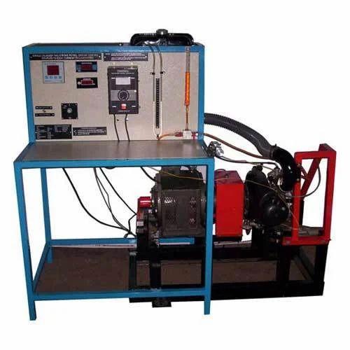 Petrol Engine Test Rig