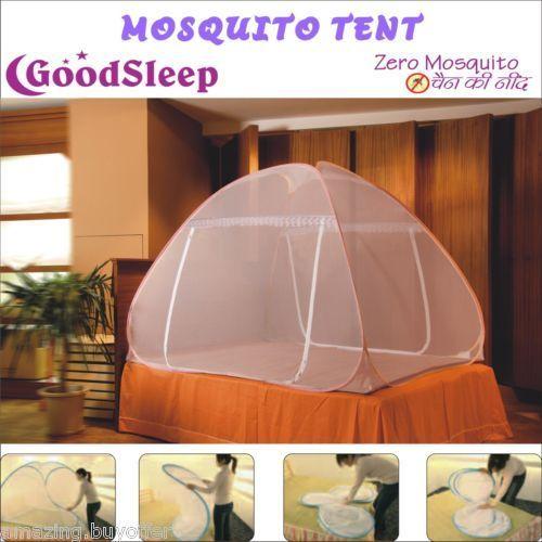 Kawachi Folding Mosquito Net Goodsleep.