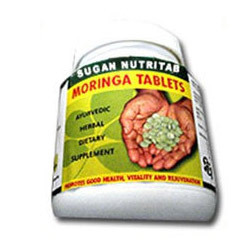 Moringa Health Tablets for Women