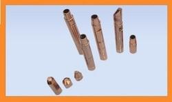 spot welding cap tips and shanks