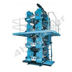 4 HI Tower Offset Printing Machine