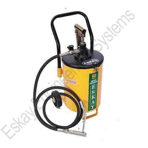 Air Operated Portable Grease Pump