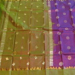Pure Silk Jari Saree