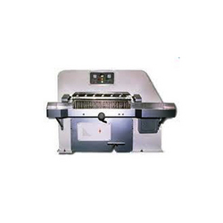 Automatic Spring Loaded Paper Cutting Machine