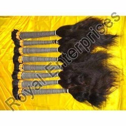 Double Drawn Virgin Human Hair