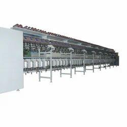 yarn single deck tfo twister machine