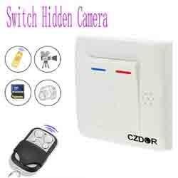 Spy Switch Camera