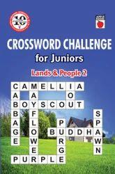 Cross Word Challenge Lands & People 2