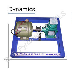 Wear Test Apparatus For Frictional Loss
