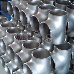 Titanium GR2 Pipe Fittings