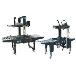 Semi Automatic Carton Sealer Taping Machine