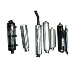 Bike Parts Delhi Bike Silencers