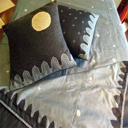 Designer Silk Cushion Covers