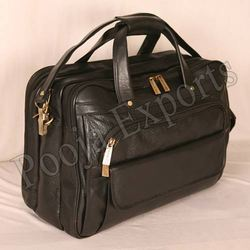 Leather Office/Laptop Bag ( Product Code: JR82)