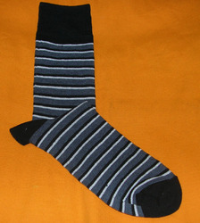 AOV /MN/ST/15 Men Stripe Socks