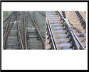 Fabricated Railroad Switches