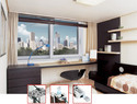 Sliding Window 60mm