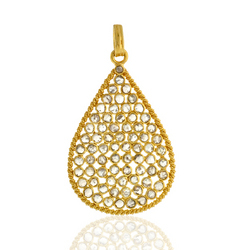 Gold Pendant