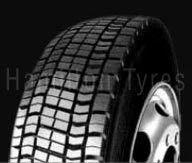 Block Pattern Tyre