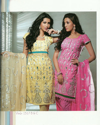 Anarkali Salwar Kameez Suits