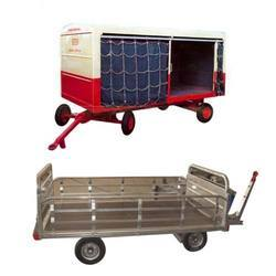 Baggage Trailers (Open Type & Covered Type)