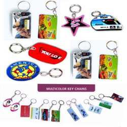 Multicolor Key Chains