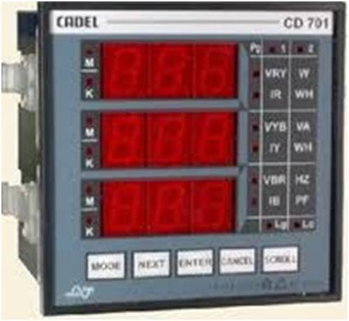 Cadel Energy Meter
