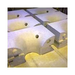 Precast Prefired Refractory Shapes