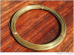 Brass Wires For Clamping Pins