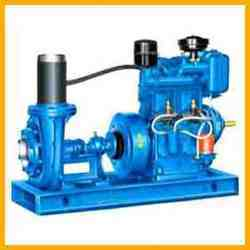 Diesel Engine Driven Pumpset
