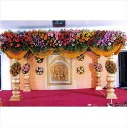 Wedding Mandap (Decoration)