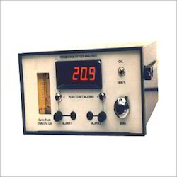 Oxygen Analyzer and Sensor