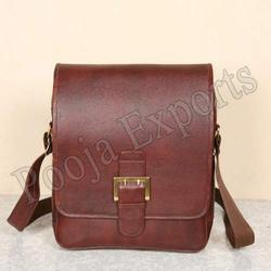 Leather Laptop Bag ( Product Code: YH69)