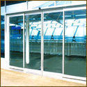 Automated Glass Doors