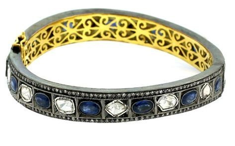 bangle buy bandhu sapphire yellow blue bangles and dp lagu gold