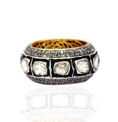 Stylish Diamond Studded Rings