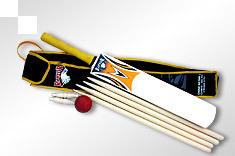 cricket sets wooden