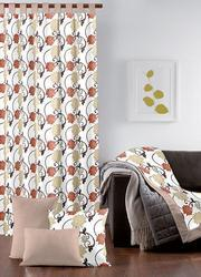 Fancy Print Curtain