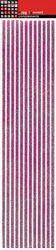 Stripes Pink Glitter