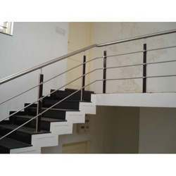 Wooden & Aluminium Railings