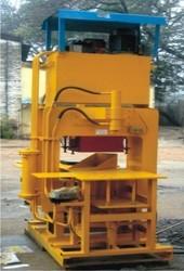 heavy duty concrete paver block making machine