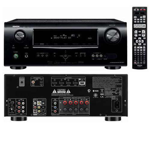 7.1 Channel AV Receivers