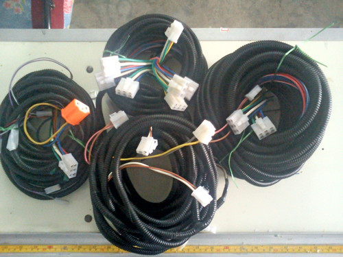 Wiring Harness - Bus Wiring Harness Manufacturer from Hosur
