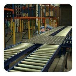 Chain and Roller Conveyors