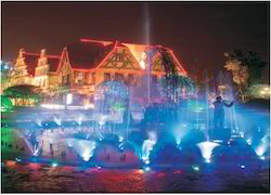 Led Underwater And Fountain Lights