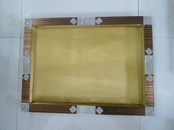 Designer 3'd Decorated Saree Tray