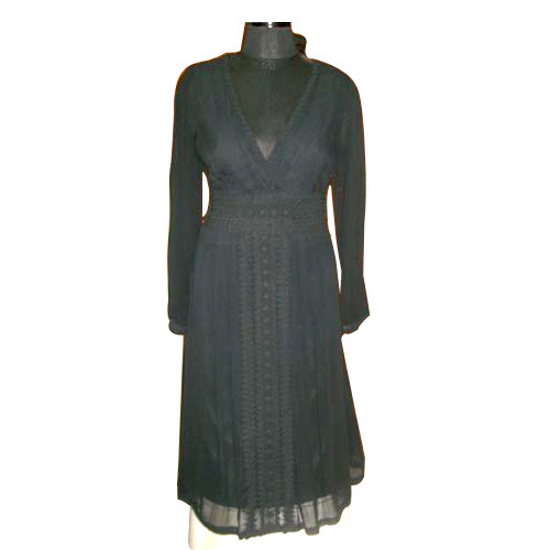 Ladies Black Dress (Sold)