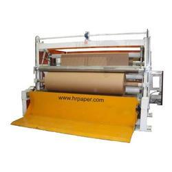 Kraft Paper Slitting & Rewinding Machine